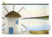 Windmill Carry-all Pouch by Veronica Minozzi
