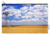 Windmill Wheat Field, Othello Carry-all Pouch