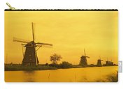 Windmills Netherlands Carry-all Pouch