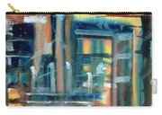 Window Abstract Carry-all Pouch