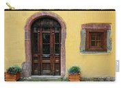 Window And Door In Alsace Carry-all Pouch