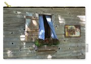 Window And Flowerbox Carry-all Pouch