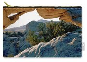 Window Arch City Of Rocks Idaho Carry-all Pouch