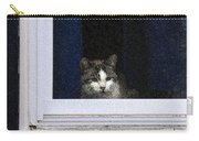 Window Cat Carry-all Pouch