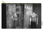 Window Display Sale With Mannequins No.1292 Carry-all Pouch
