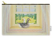 Window Geese Carry-all Pouch