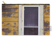 Window In Abandoned House Carry-all Pouch by Jill Battaglia