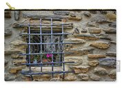Window Of Vernazza Italy Dsc02629 Carry-all Pouch