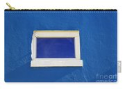 Window On Blue Carry-all Pouch