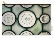 Window Pane In The Alcazar Segovia Carry-all Pouch