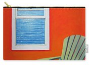 Window To The Sea No. 1 - Seashell Carry-all Pouch