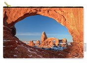 Window To Turret Arch Carry-all Pouch