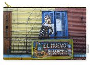 Windows And Doors Buenos Aires 17 Carry-all Pouch