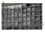 Windows Black And White Carry-all Pouch