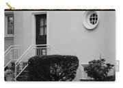 Windows In The Round In Black And White Carry-all Pouch