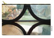 Windows Of Venice View From Art Academy Carry-all Pouch