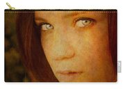 Windows To The Soul Carry-all Pouch