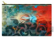 Winds Of Change - Abstract Art Carry-all Pouch