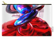 Windstorm Abstract Carry-all Pouch