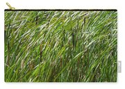 Windswept Cattails Carry-all Pouch