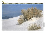 Windswept - White Sands National Monument Carry-all Pouch