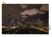 Windy City At Night Carry-all Pouch