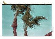 Windy Day By The Ocean  Carry-all Pouch by Ben and Raisa Gertsberg