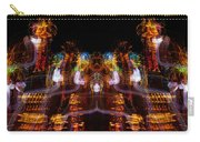 Windy Night Mirror Image Carry-all Pouch