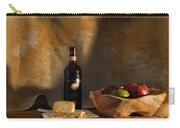 Wine And Cheese 1 Carry-all Pouch