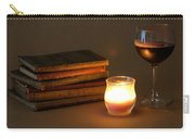 Wine And Wonder C - Square Carry-all Pouch
