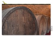 Wine Barrel Carry-all Pouch