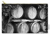 Wine Barrels Carry-all Pouch by Scott Pellegrin