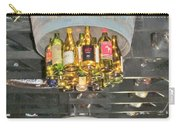 Wine Bottle Chandelier Carry-all Pouch