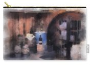 Wine Cellar Photo Art Carry-all Pouch