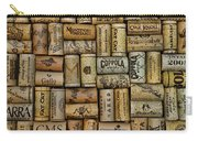 Wine Corks After The Wine Tasting Carry-all Pouch by Paul Ward