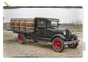 Wine Delivery Truck Carry-all Pouch