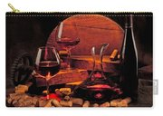 Wine Still Life Carry-all Pouch