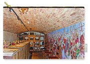 Wine Tasting Room In Castello Di Amorosa In Napa Valley-ca Carry-all Pouch