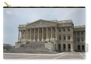 Wing Of The Capitol - Washington Dc  Carry-all Pouch