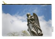 Winged Angel Carry-all Pouch by Jennifer Ancker