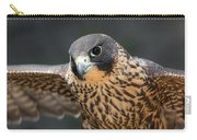 Winged Portrait Carry-all Pouch