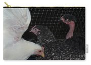 Wings Of A Chicken Carry-all Pouch