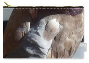 wings of a Dove Carry-all Pouch