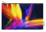Wings Of Color Abstract  Carry-all Pouch
