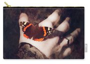 Wings Of Hope Carry-all Pouch