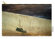 Wingtips  Carry-all Pouch by Bob Orsillo
