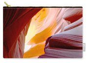 Wink In Lower Antelope Canyon In Page-arizona Carry-all Pouch