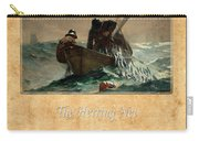Winslow Homer 2 Carry-all Pouch