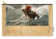 Winslow Homer 3 Carry-all Pouch