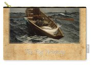 Winslow Homer 4 Carry-all Pouch
